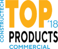 Constructech Top Products Commercial 2018